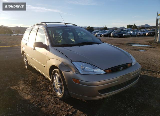 Lot #1637015363 2001 FORD FOCUS SE salvage car