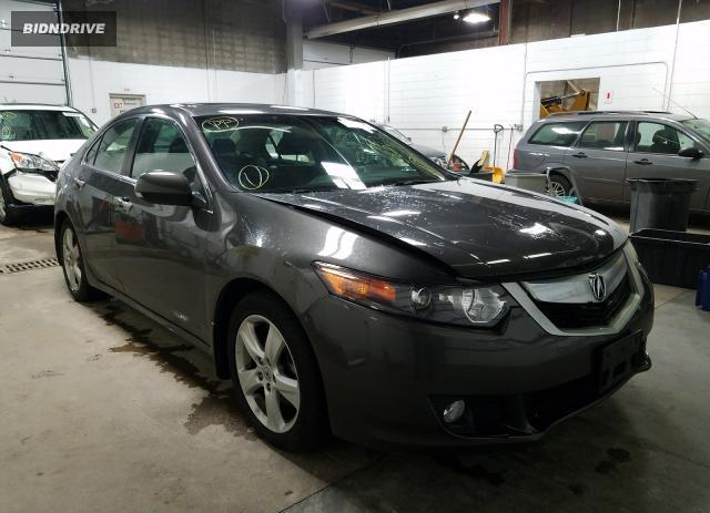 Lot #1637086116 2010 ACURA TSX salvage car
