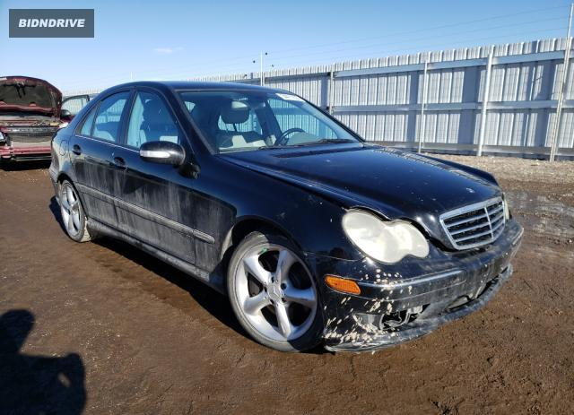 Lot #1637106083 2006 MERCEDES-BENZ C 230 salvage car