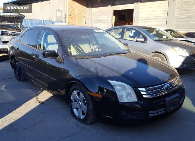 Lot #1639620609 2008 FORD FUSION SE salvage car