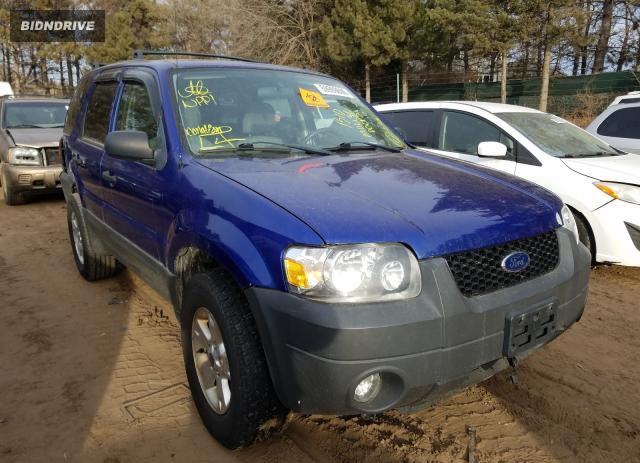 Lot #1640143043 2005 FORD ESCAPE salvage car