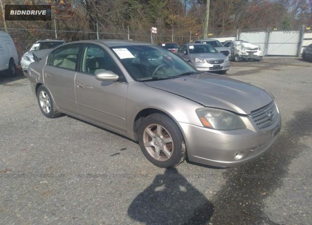 Lot #1640478213 2005 NISSAN ALTIMA 2.5 S salvage car