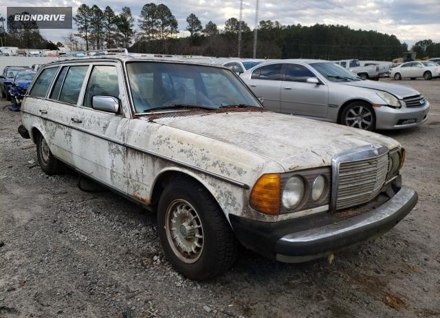Lot #1640530773 1979 MERCEDES-BENZ 300TD salvage car
