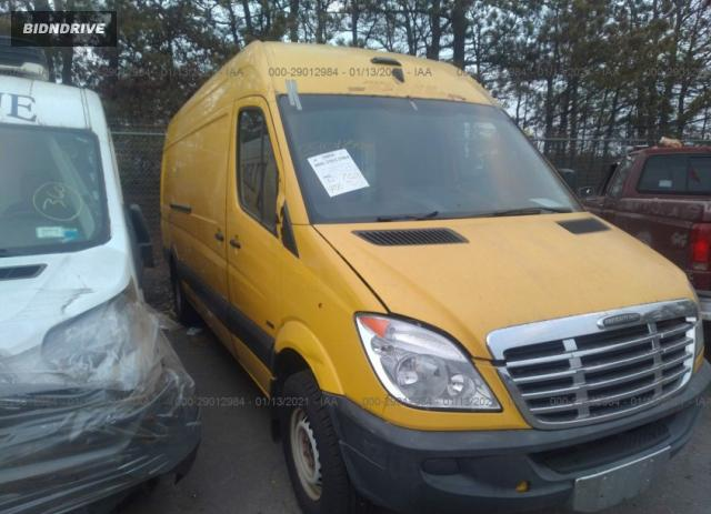 Lot #1640998443 2013 FREIGHTLINER SPRINTER 2500 salvage car