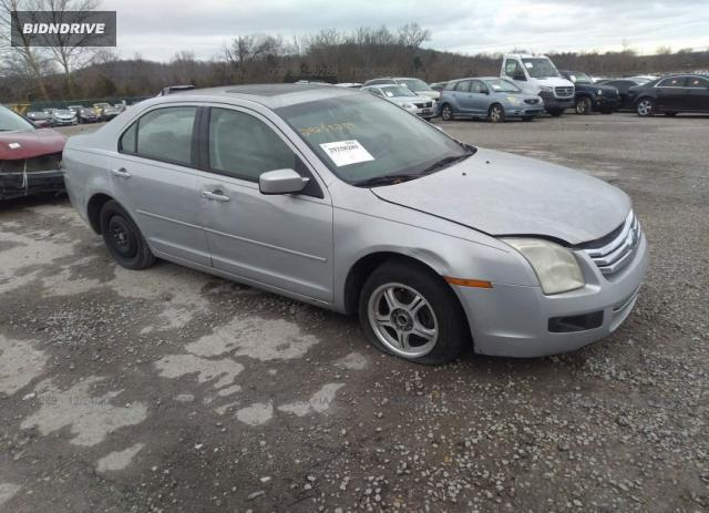 Lot #1641494473 2006 FORD FUSION SE salvage car