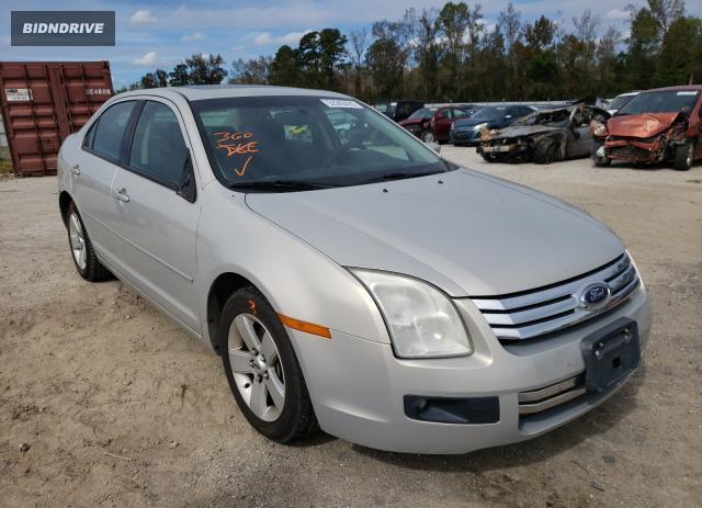 Lot #1644364729 2009 FORD FUSION SE salvage car