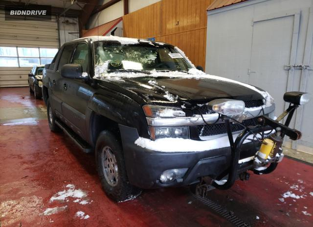 Lot #1650708076 2004 CHEVROLET AVALANCHE salvage car
