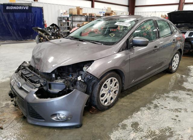 Lot #1659225973 2012 FORD FOCUS SE salvage car