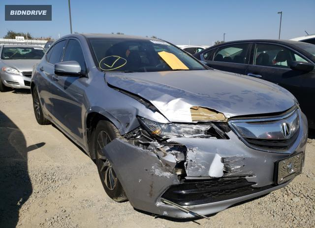 Lot #1664576059 2015 ACURA TLX salvage car