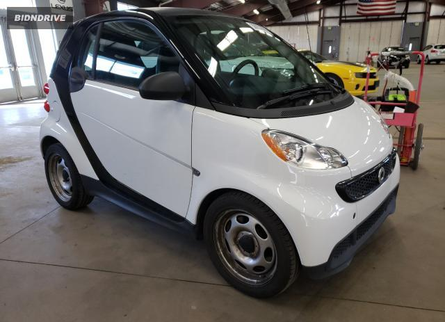 Lot #1669299963 2015 SMART FORTWO PUR salvage car