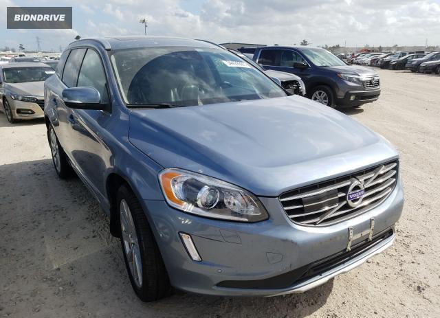 Lot #1669717943 2017 VOLVO XC60 T5 IN salvage car