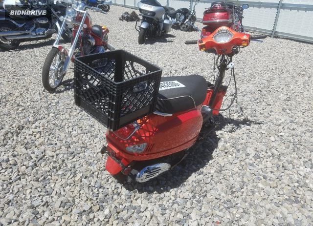 Lot #1669782899 2014 JIAL SCOOTER salvage car