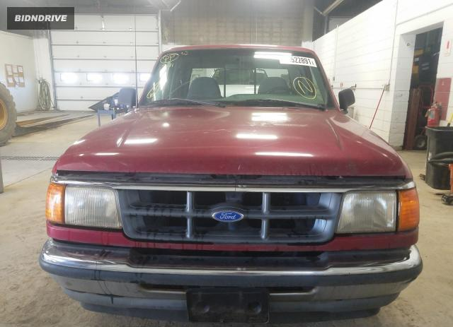 Lot #1670085733 1994 FORD RANGER SUP salvage car