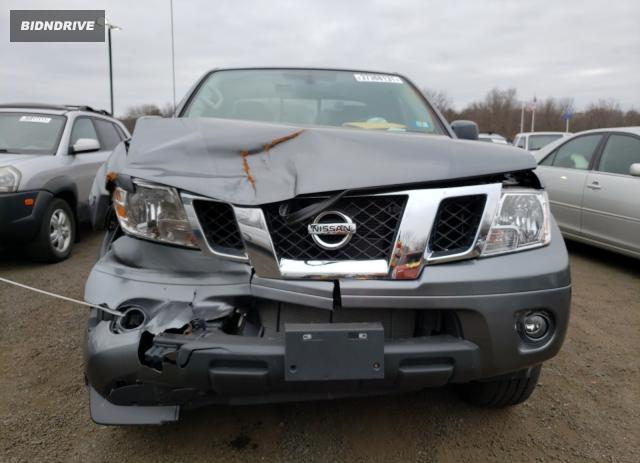 Lot #1670269923 2020 NISSAN FRONTIER S salvage car
