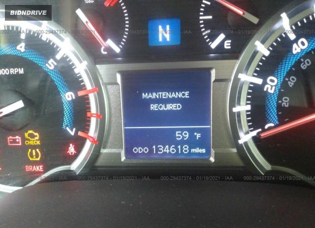 Lot #1670575036 2015 TOYOTA 4RUNNER LIMITED/TRAIL/SR5 salvage car