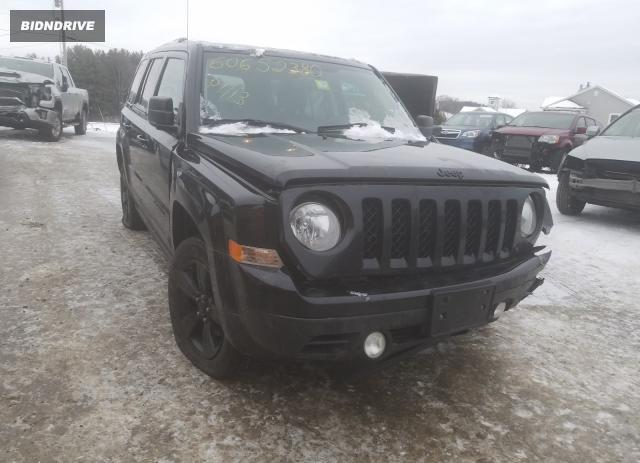 Lot #1676317493 2015 JEEP PATRIOT SP salvage car