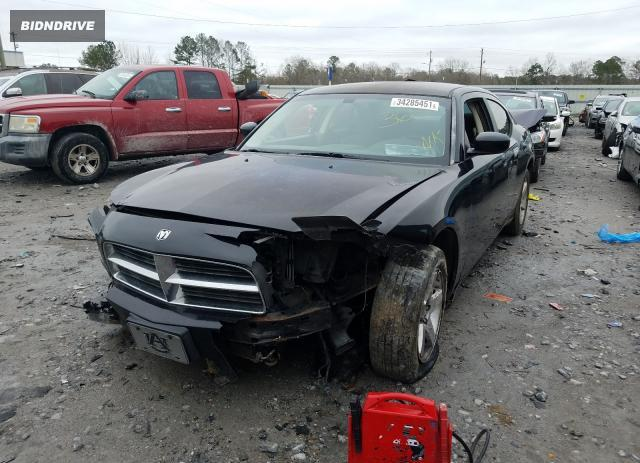 Lot #1676776963 2010 DODGE CHARGER salvage car