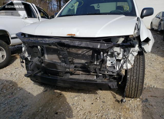 Lot #1676777323 2018 NISSAN FRONTIER S salvage car
