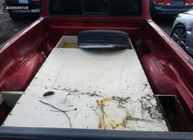 Lot #1676821863 1998 FORD RANGER salvage car