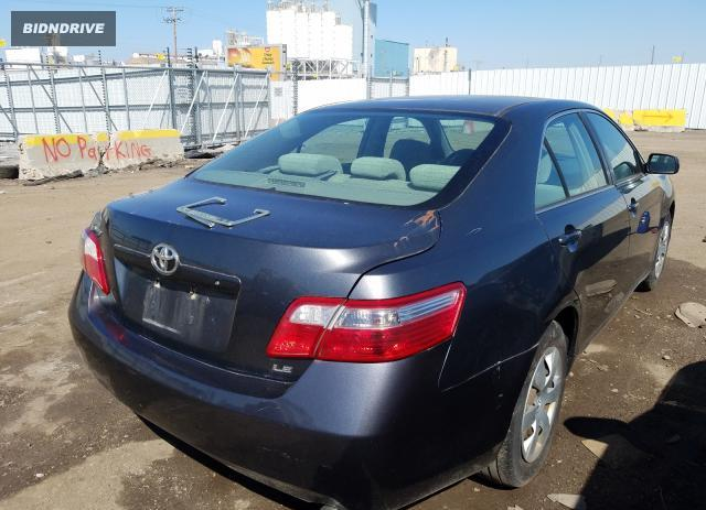 Lot #1677341049 2007 TOYOTA CAMRY LE salvage car