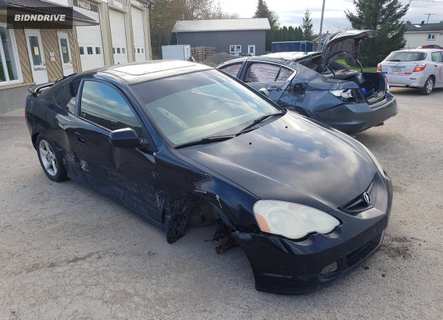 Lot #1677761179 2003 ACURA RSX salvage car