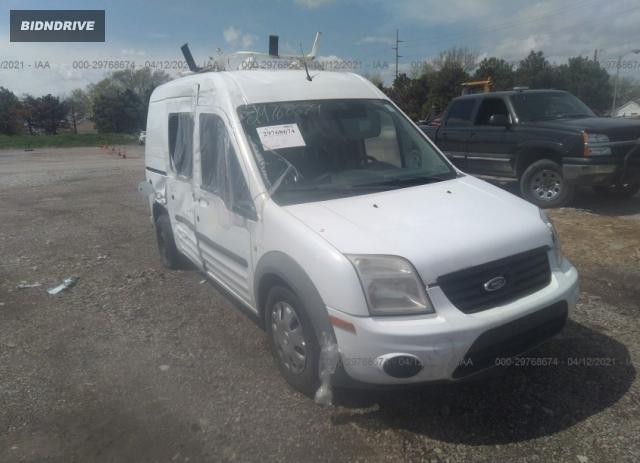 Lot #1678210473 2012 FORD TRANSIT CONNECT XLT salvage car