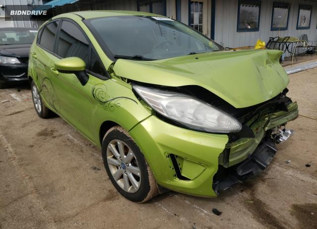 Lot #1678358643 2011 FORD FIESTA SE salvage car