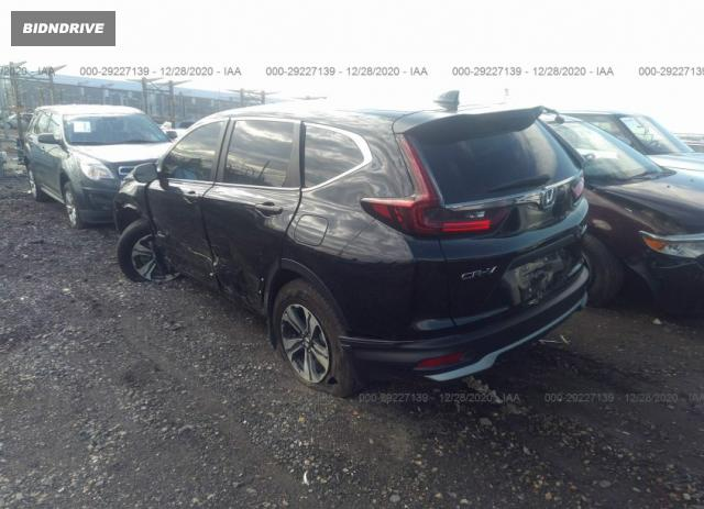 Lot #1678709706 2020 HONDA CR-V LX salvage car