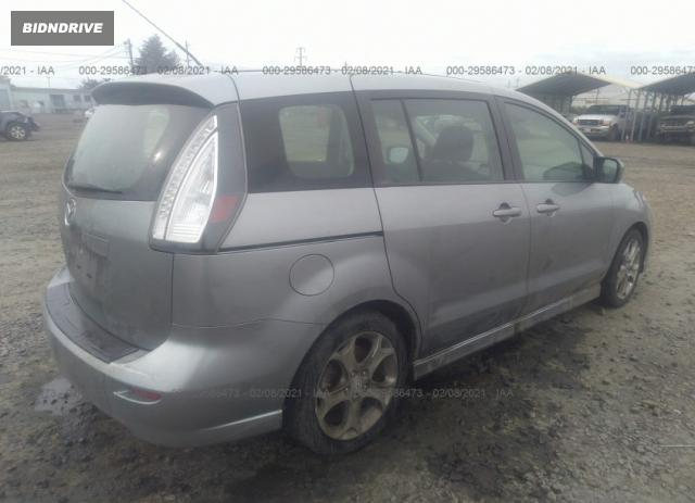 Lot #1678710223 2010 MAZDA MAZDA5 TOURING salvage car