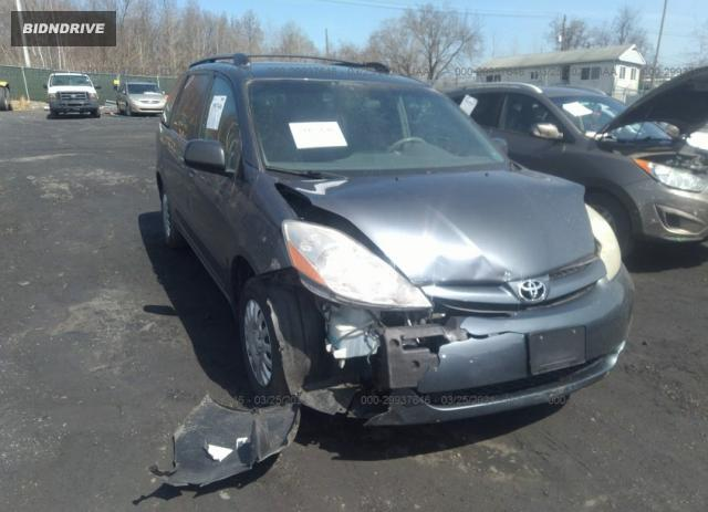 Lot #1678710483 2006 TOYOTA SIENNA CE/LE salvage car