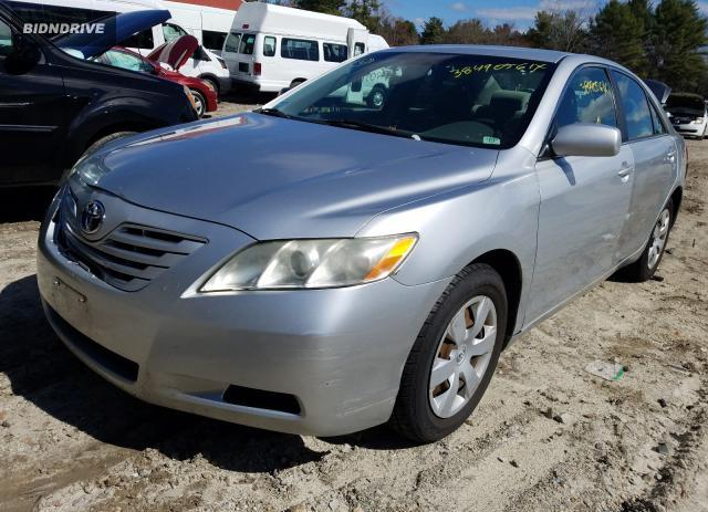 Lot #1679839066 2007 TOYOTA CAMRY salvage car