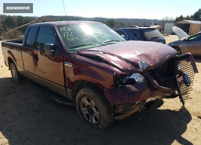 Lot #1679844136 2004 FORD F150 salvage car