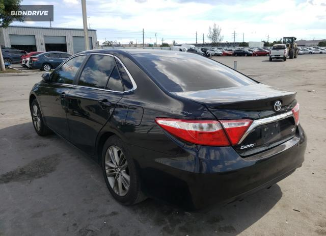 Lot #1679868696 2017 TOYOTA CAMRY LE salvage car
