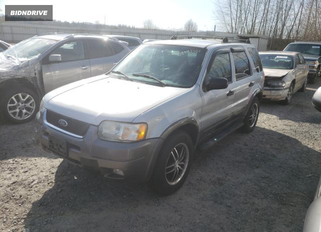 Lot #1680325123 2004 FORD ESCAPE XLT salvage car