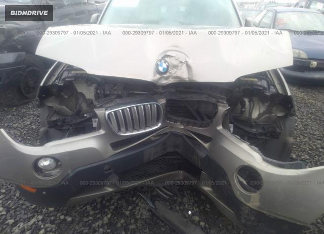 Lot #1680679986 2007 BMW X3 3.0SI salvage car