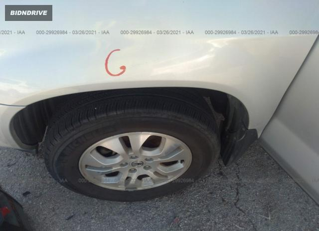 Lot #1680681416 2003 ACURA MDX TOURING PKG salvage car