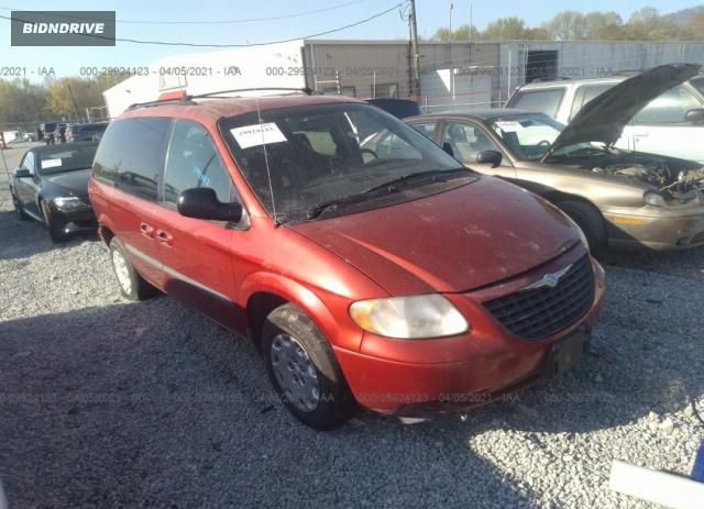 Lot #1680684143 2004 CHRYSLER TOWN & COUNTRY salvage car