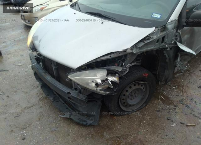 Lot #1680684279 2007 TOYOTA SIENNA CE/LE salvage car