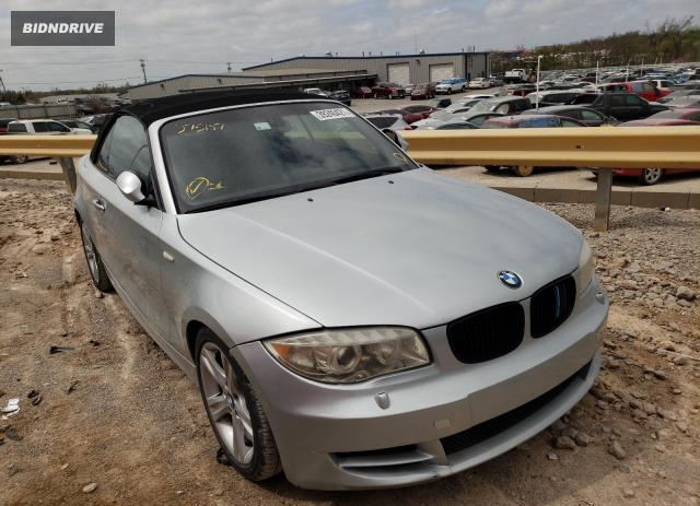 Lot #1680689696 2009 BMW 128 I salvage car
