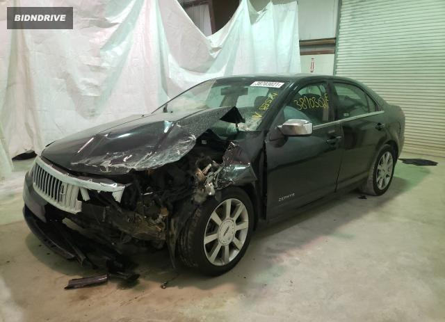 Lot #1680762729 2006 LINCOLN ZEPHYR salvage car