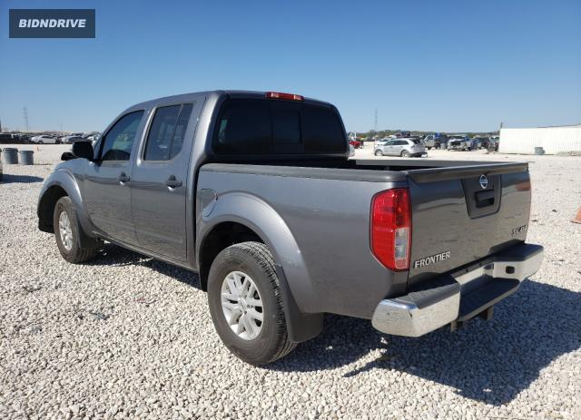Lot #1680773019 2019 NISSAN FRONTIER S salvage car