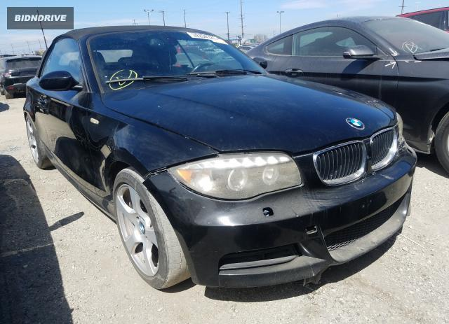 Lot #1681260699 2009 BMW 135 I salvage car