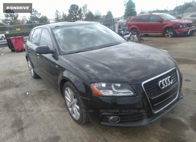 Lot #1681688719 2011 AUDI A3 PREMIUM salvage car