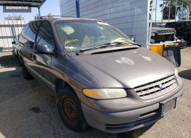 Lot #1683759876 1998 PLYMOUTH GRAND VOYA salvage car