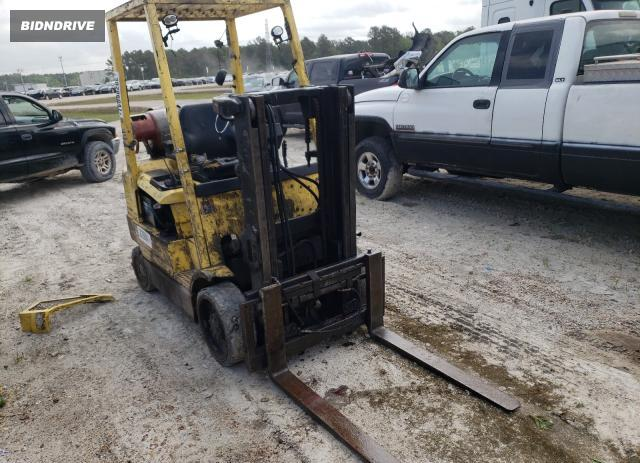Lot #1684732993 2003 HYST FORKLIFT salvage car