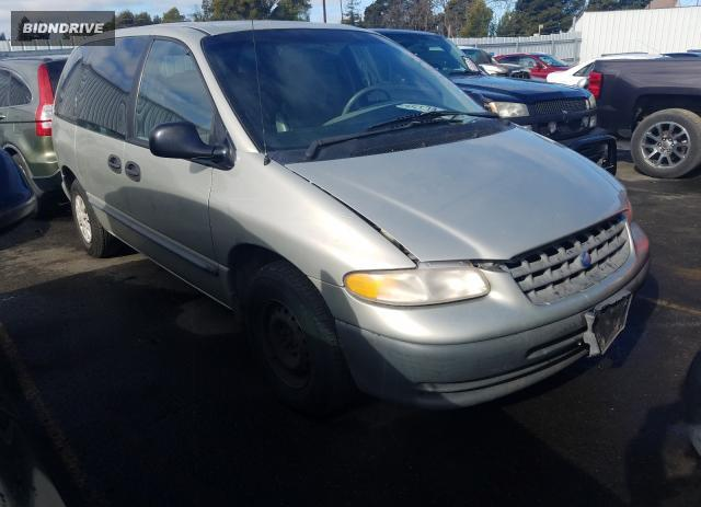 Lot #1685214516 1999 PLYMOUTH VOYAGER salvage car