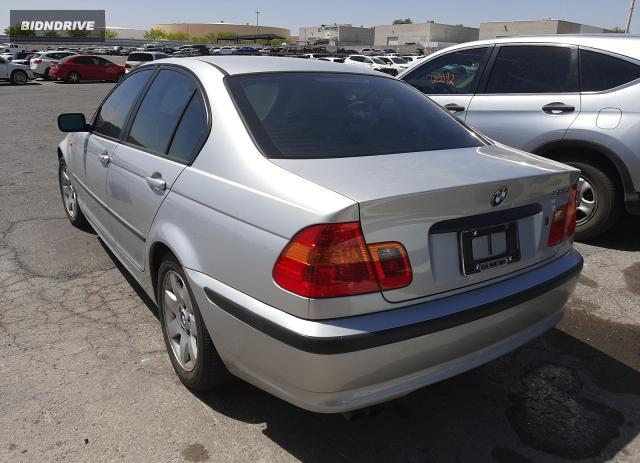 Lot #1687299026 2002 BMW 325 I salvage car