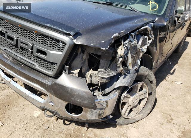 Lot #1690844083 2007 FORD F150 salvage car