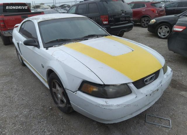 Lot #1691153249 2004 FORD MUSTANG STANDARD/DELUXE/PREMIUM salvage car