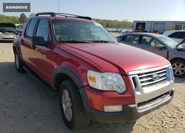 Lot #1691227073 2008 FORD EXPLORER S salvage car